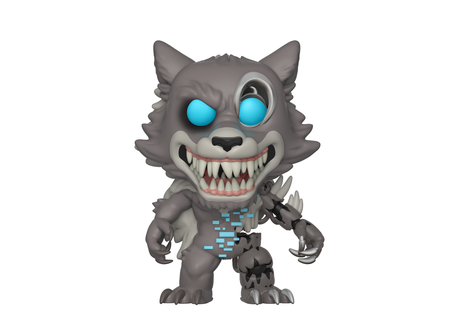 Фигурка Funko Pop Books: Five Nights At Freddy's – Twisted Wolf #16, Vinyl Figure