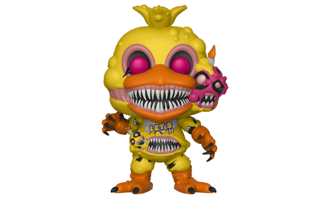 Фигурка Funko Pop Books: Five Nights At Freddy's – Twisted Chica #19, Vinyl Figure