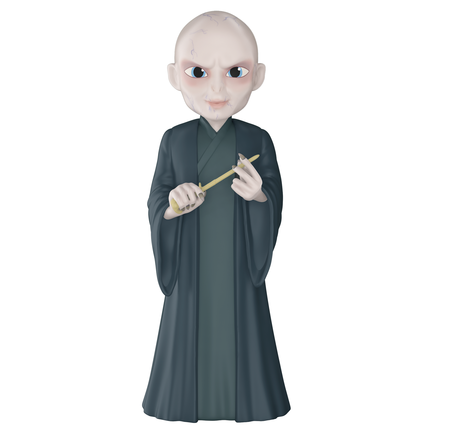 Фигурка Funko Rock Candy, Harry Potter –  Lord Voldemort, Vinyl Figure
