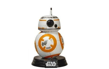 Фигурка Funko Pop Movies: Star Wars - BB-8 #61, Vinyl Figure