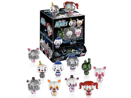Фигурка Funko Pint Size Heroes: Five Nights At Freddy's Sister Location: Blind Box