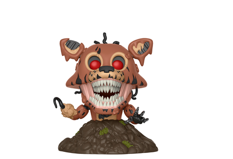 Фигурка Funko Pop Books: Five Nights At Freddy's –  Twisted Foxy #18, Vinyl Figure