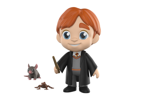 Фигурка Funko 5 Star: Harry Potter –  Ron, Vinyl Figure