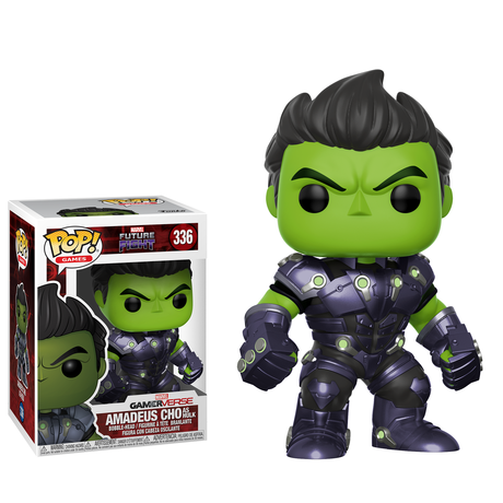 Фигурка Funko Pop Games: Marvel Future Fight –  Amadeus Cho #336, Vinyl Figure