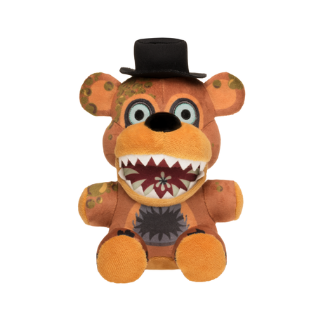 Плюшена играчка Funko: Five Nights At Freddy's – Twisted Freddy