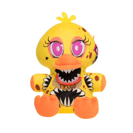Плюшена играчка Funko: Five Nights At Freddy's – Twisted Chica