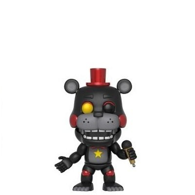 Фигурка Funko Pop Games: Five Nights At Freddy's: Pizza Sim – Lefty #367, Vinyl Figure
