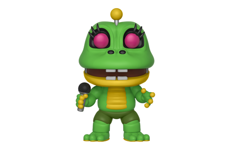 Фигурка Funko Pop Games: Five Nights At Freddy's: Pizza Sim – Happy Frog #369, Vinyl Figure