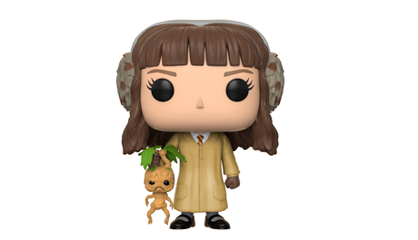 Фигурка Funko Pop Movies:Harry Potter - Hermione Herbology #57, Vinyl Figure