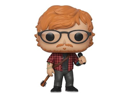 Фигурка Funko Pop Rocks: Ed Sheeran #76, Vinyl Figure