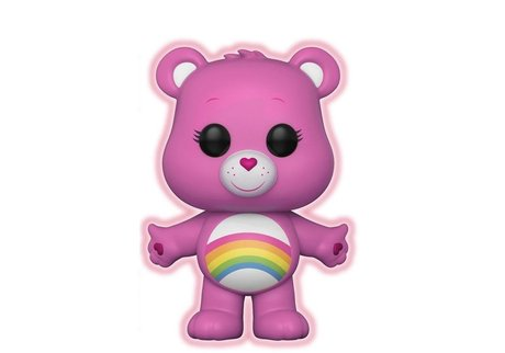 Фигурка Funko Pop Animation: Care Bears - Cheer Bear Chase #351, Vinyl Figure