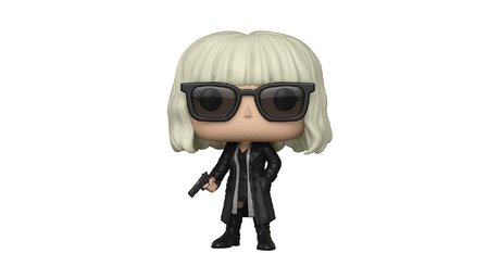 Фигурка Funko Pop Movies: Atomic Blonde – Lorraine Chase #566, Vinyl Figure