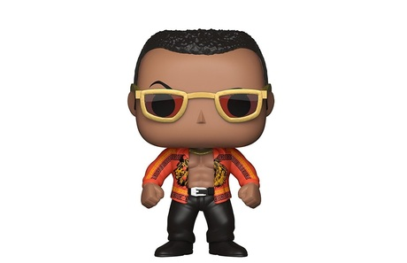 Фигурка Funko Pop WWE: The Rock Old School #46, Vinyl Figure