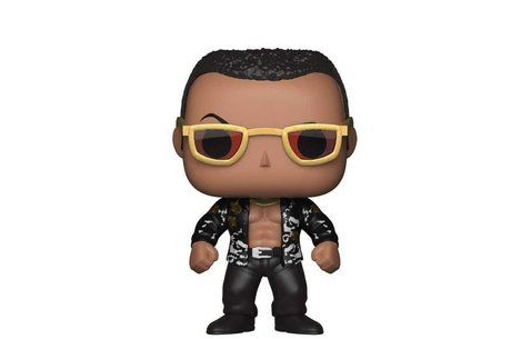 Фигурка Funko Pop WWE: The Rock Old School Chase #46, Vinyl Figure