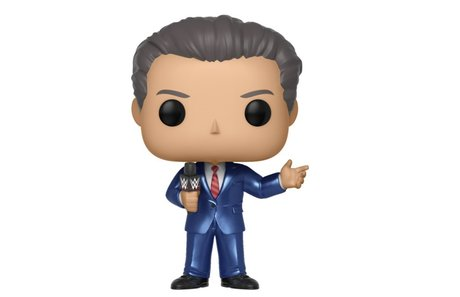 Фигурка Funko Pop WWE: Vince McMahon (In Suit) #53, Vinyl Figure