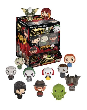 Фигурка Funko Pint Size Heroes: Horror, Blindbags