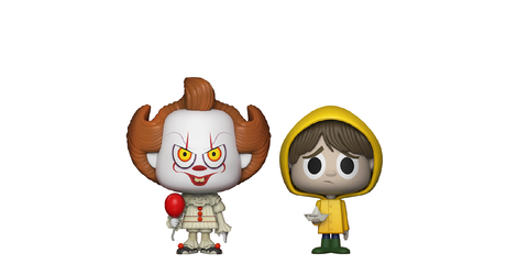 Фигурки Funko VYNL 2-Pack: IT - Pennywise & Georgie, Vinyl Figure