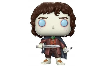 Фигурка Funko Pop Movies: Lord Of The Rings – Frodo Baggins Chase #444, Vinyl Figure