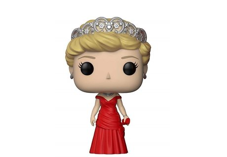 Фигурка Funko Pop Royal Family: Princess Diana Chase #03, Vinyl Figure