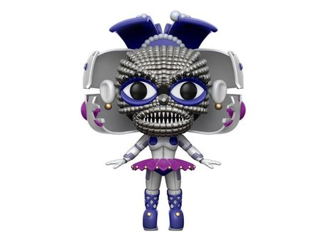 Фигурка Funko Pop Games: Five Nights At Freddy's Sister Location – Ballora Chase #227, Vinyl Figure