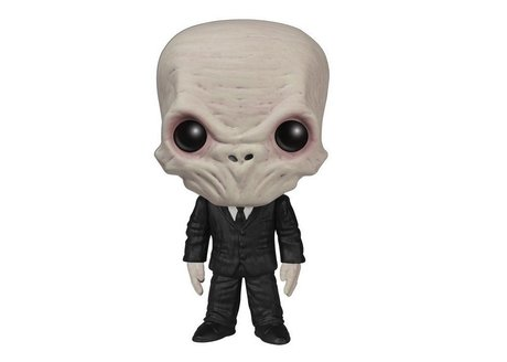 Фигурка Funko Pop Television: Doctor Who - The Silence #299, Vinyl Figure