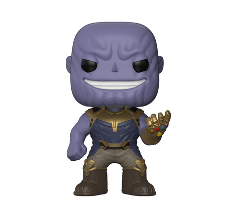 Фигурка Funko Pop Movies: Marvel: Avengers Infinity War - Thanos #289, Vinyl Figure