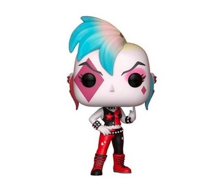 Фигурка Funko Pop Heroes: DC - Harley Quinn Punk #233, Exclusive, Vinyl Figure