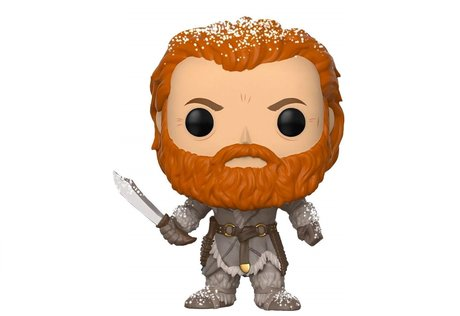 Фигурка Funko Pop Television: Game of Thrones – Tormund Giantsbane (Snow Covered) #53, Exclusive, Vinyl Figure