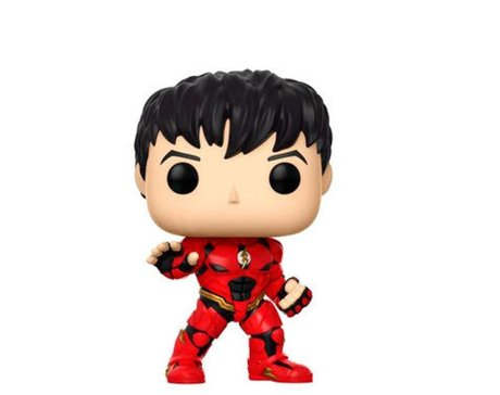 Фигурка Funko Pop DC Comics: Justice League - Unmasked Flash #201, Exclusive, Vinyl Figure