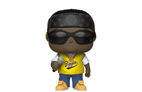 Фигурка Funko Pop Rocks: Notorious B.I.G. w/h Jersey #78, Vinyl Figure