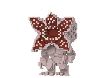 Фигурка Funko Pop 8-Bit: Stranger Things - Demogorgon #20, Exclusive, Vinyl Figure