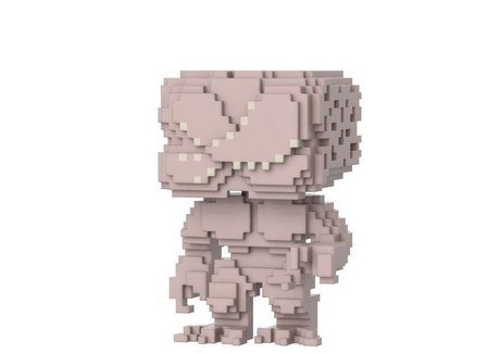 Фигурка Funko Pop 8-Bit: Stranger Things - Demogorgon Chase #20, Vinyl Figure