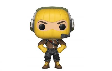 Фигурка Funko Pop Games: Fortnite - Raptor #436, Vinyl Figure