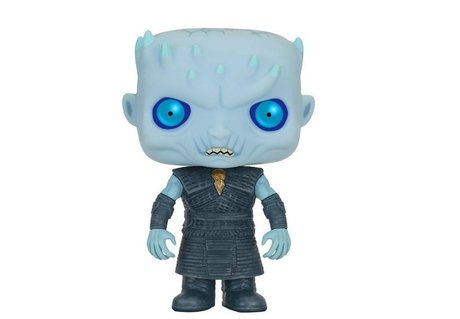 Фигурка Funko Pop Television: Game of Thrones – Night King #44, Vinyl Figure