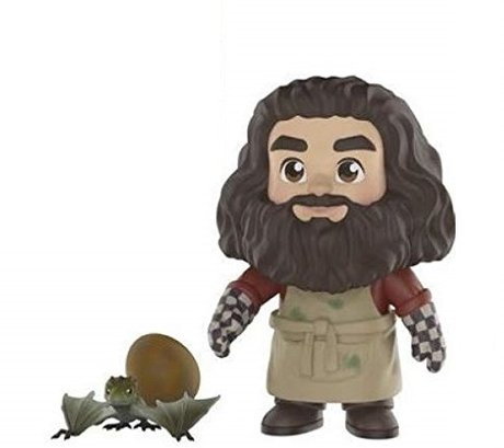 Фигурка Funko 5 Star: Harry Potter –  Hagrid, Exclusive,Vinyl Figure
