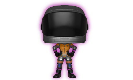Фигурка Funko Pop Games: Fortnite - Dark Vanguard #464, Vinyl Figure