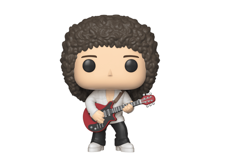 Фигурка Funko Pop Rocks: Queen - Brian May #93, Vinyl Figure