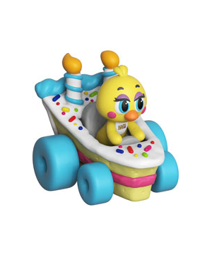 Фигурка Funko Super Racers: Five Nights At Freddy's – Chica #02, Vinyl Figure