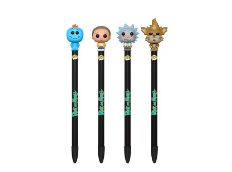 Химикалка Funko Pop Pen Topper: Rick & Morty