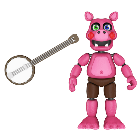 Екшън фигурa Funko Pop Games: Five Nights At Freddy's Pizza Sim – Pigpatch