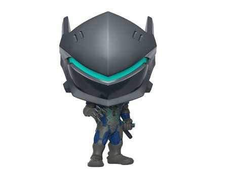 Фигурка Funko Pop Games: Overwatch – Genji Carbon #347, Exclusive, Vinyl Figure
