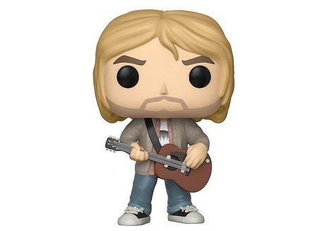 Фигурка Funko Pop Rocks: Kurt Cobain #67, Exclusive, Vinyl Figure