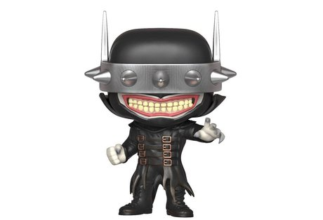 Фигурка Funko Pop DC Comics: Batman Who Laughs #256, Exclusive, Vinyl Figure