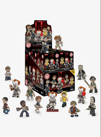 Фигурка Funko Mystery Mini : IT Blind Box, Hot Topic Exclusive