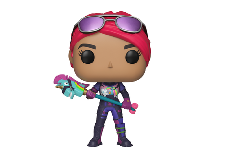 Фигурка Funko Pop Games: Fortnite - Brite Bomber #427, Vinyl Figure