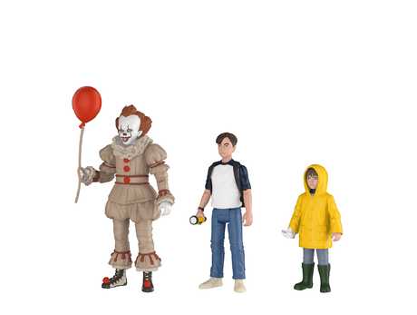 Екшън фигури Funko Pop Movies: IT - 3-Pack Set