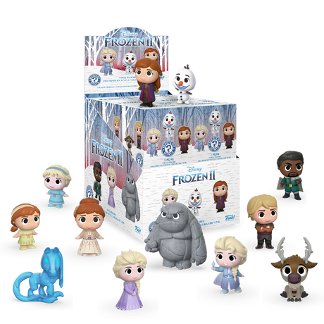 Фигурка Funko Mystery Mini : Frozen 2, Blind Box
