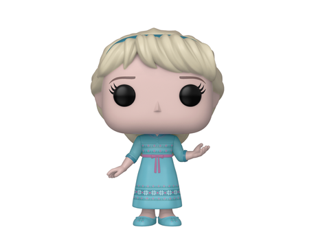 Фигурка Funko Pop Disney: Frozen 2 - Young Elsa #588, Vinyl Figure