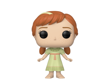 Фигурка Funko Pop Disney: Frozen 2 - Young Anna #589, Vinyl Figure
