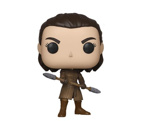 Фигурка Funko Pop Television: Game of Thrones - Arya w/Two Headed Spear #79, Vinyl Figure